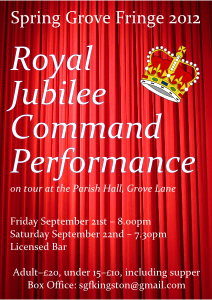 Royal Jubilee Command Performance